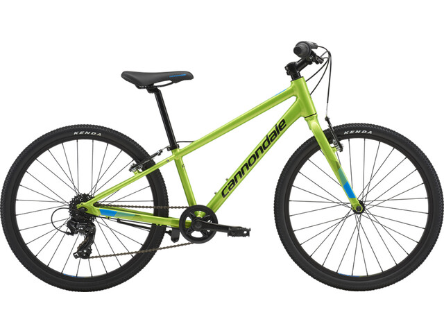 """Cannondale Quick 24"""" acid green"""